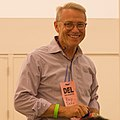 Raymond Dehn, July 2017 Minneapolis DFL City Convention.jpg