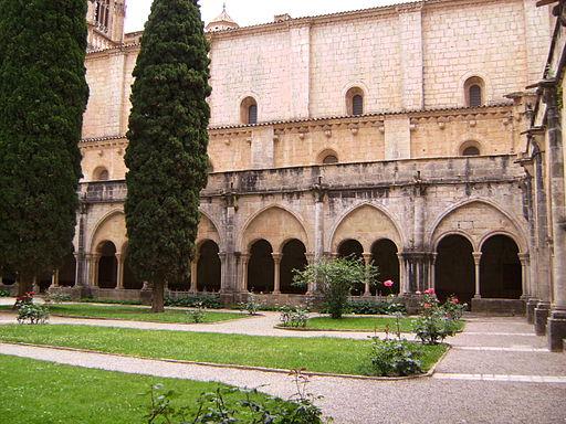 Real Monasterio de Santa Maria de Poblet - Claustro 1