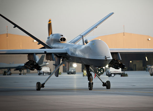 Reaper Remotely Piloted Air System MOD 45156829