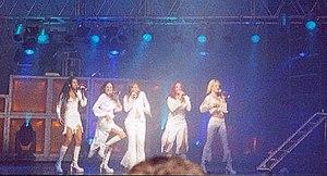 Bandana (pop band) - Bandana performing in Buenos Aires
