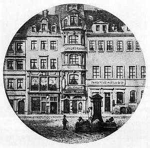 Reclam - Image: Reclam Leipzig ca 1830