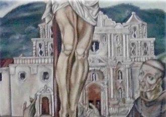 La Recolección Architectural Complex - Image: Reco 1750