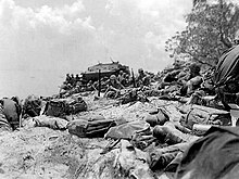 The Battle of Saipan 1944