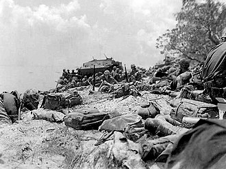Maritime Heritage Trail – Battle of Saipan - Red Beach D-day Landing