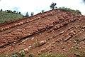 Redbeds (Kayenta Formation, Upper Triassic-Lower Jurassic; northern Kolob Canyons, Zion National Park, Utah, USA) (8425013552).jpg