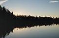 Reflected trees over Babcock Lake (DSCF3423).jpg
