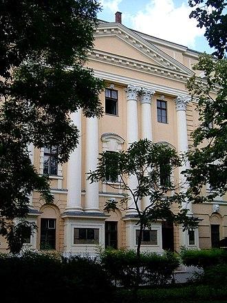 University of Debrecen - Calvinist College