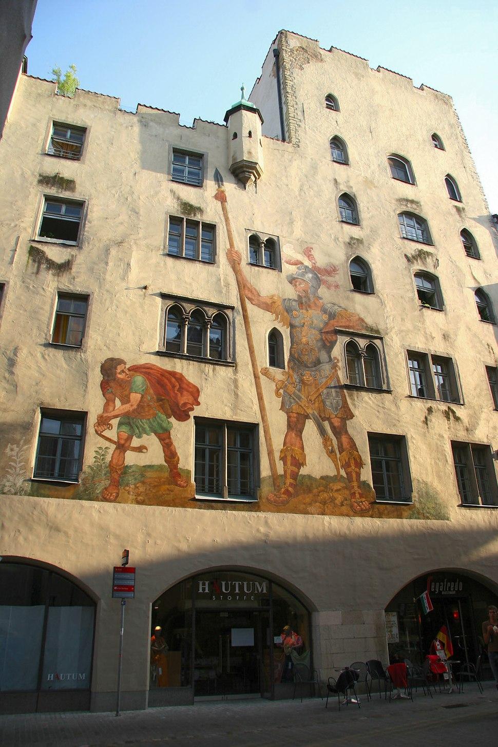 Regensburg Goliathhaus 06 2006