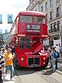 Regent Street Bus Cavalcade Routemaster RML3 (14482880392).jpg
