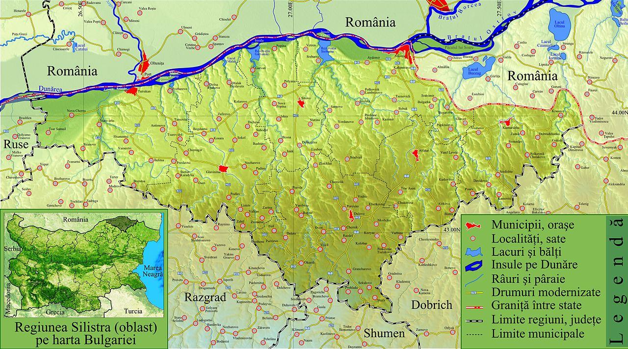 File Regiunea Silistra Bulgaria Jpg Wikimedia Commons