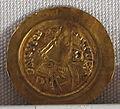 Regno longobardo, emissione aurea di cuniperto, zecca di pavia, 688-700, 02.JPG