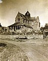Remains of church at Mareuil-en-Dole, France, 1918, WWI (30556377574).jpg