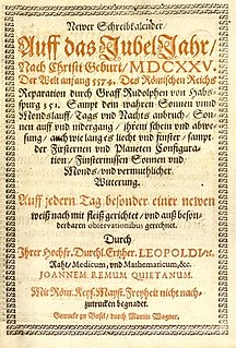 Johannes Remus Quietanus