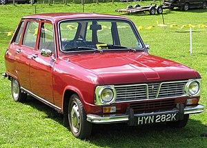 Vilvoorde Renault Factory - Vilvoorde assembled the Renault 6 between 1968 and 1980.