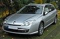Renault Laguna III Grandtour (seit 2007) front MJ.JPG