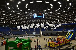 Rapides Parish Coliseum Wikipedia