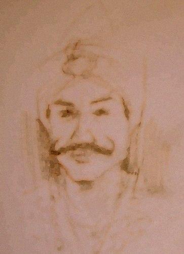 Retrato de Parameswara