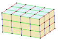 Rhombohedral prism honeycomb.png
