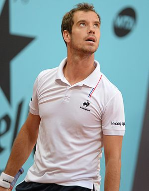 Richard Gasquet - Image: Richard Gasquet (18592105945)