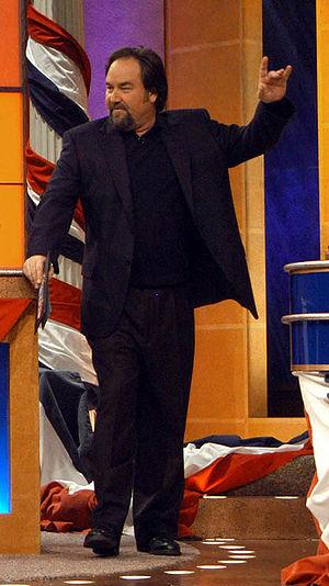 Bingo America - Richard Karn, host of the second season.