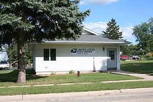 Ridott, Illinois - Post office for Ridott.