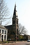 riel - kerkstraat 3 - st. antonius abt kerk