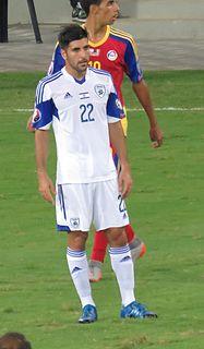 Avi Rikan Israeli association football player