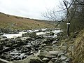 River Tees above High Force Waterfall - geograph.org.uk - 127116.jpg