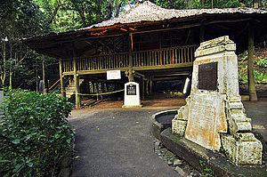 José Rizal Memorial Protected Landscape - Casa Residencia
