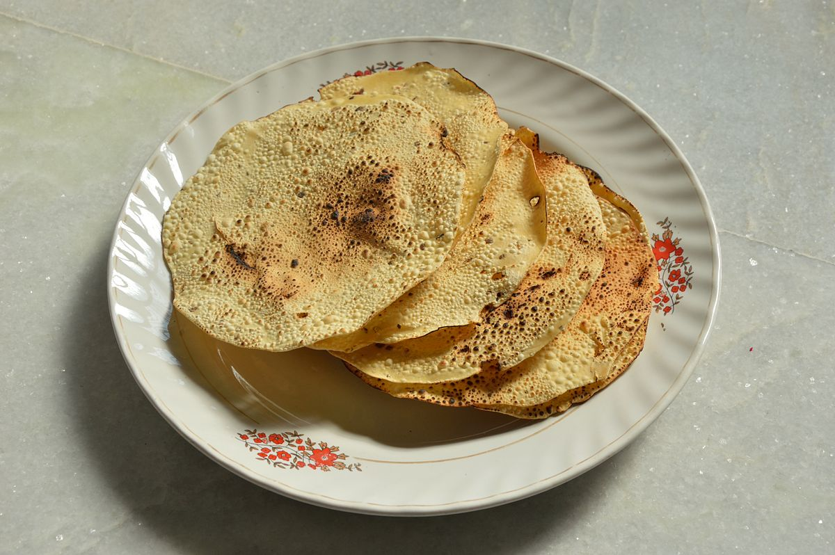 Papadum - Wikipedia