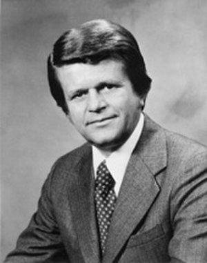 United States Senate election in North Carolina, 1980 - Image: Robert Burren Morgan