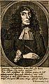 Robert Chamberlain. Line engraving by W. Binneman, 1679. Wellcome V0001059.jpg