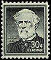 Robert E Lee 30c 1957 issue.JPG