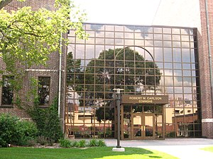 Dunwoody College of Technology - Carlson Commons