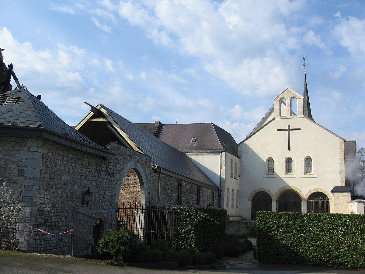 Rochefort Abbey - Wikipedia