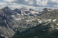 Rocky Mountains around Mount Ida, Rocky Mountains National Park 20110824 2.jpg
