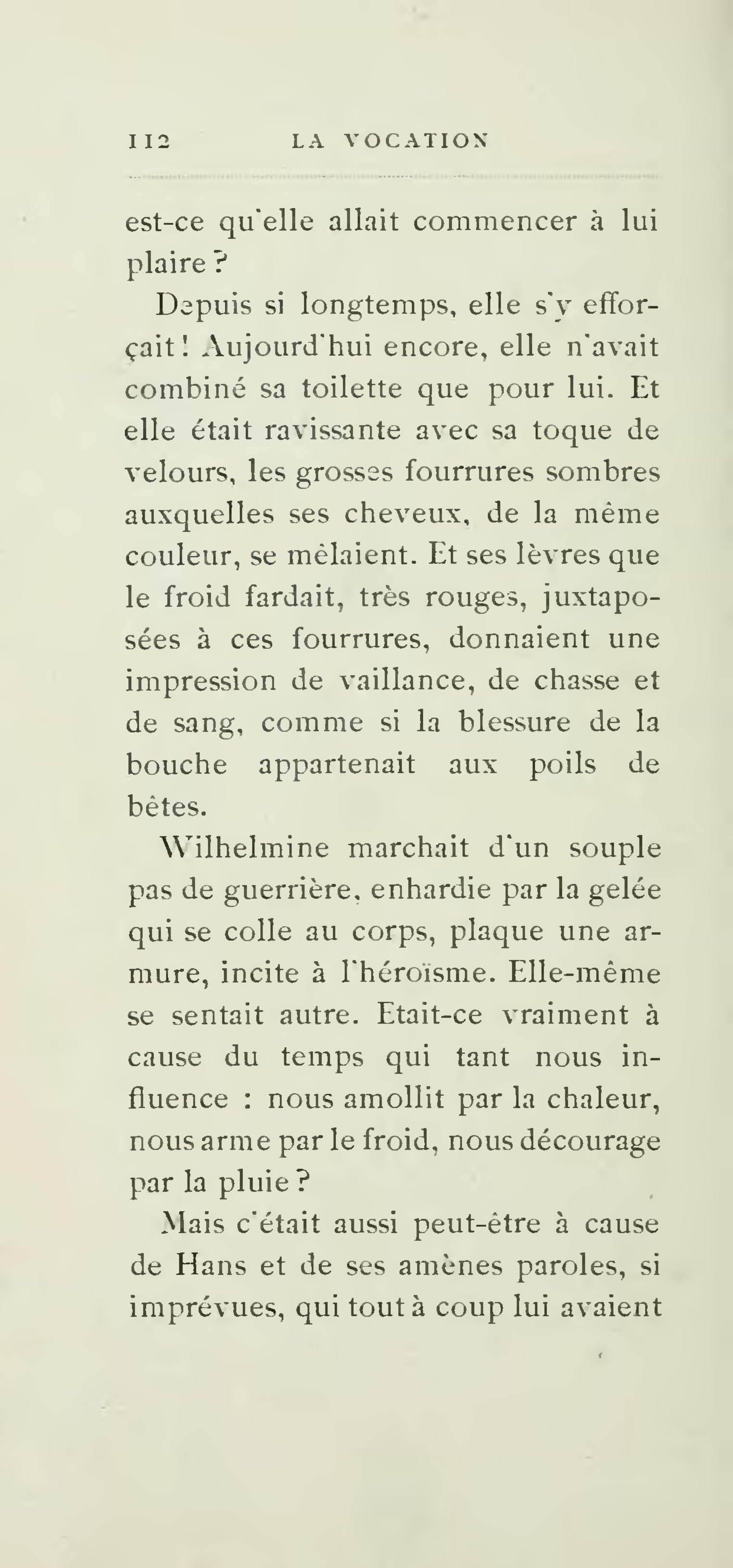 Page rodenbach la vocation wikisource - Coup de chaleur wikipedia ...