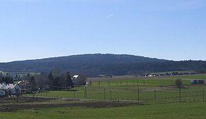 Hunsrück - The Rösterkopf near Reinsfeld