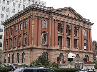 Boston Society of Natural History - Image: Rogersbldg 2009