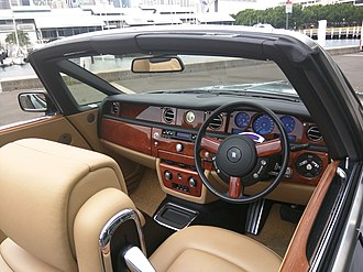Rolls-Royce Phantom Drophead Coupé - Image: Rolls Royce Drophead Coupe 01