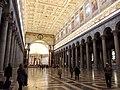 Roma, Basilica di San Paolo Fuori le Mura, interno (1).jpg