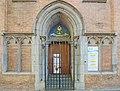 Roma, chiesa del Corpus Domini - Portale.jpg