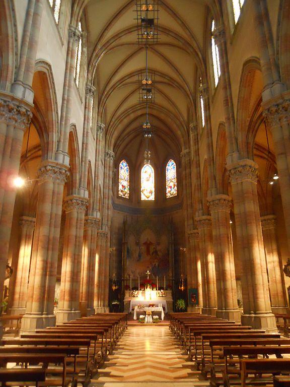 File Roma Chiesa Del Sacro Cuore Di Ges In Prati