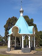 Rookwood Russian Memorial 2