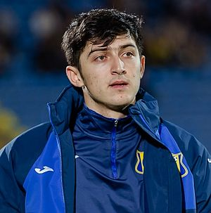 Sardar Azmoun - Azmoun with Rostov in 2015