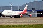 Rossiya, EI-XLJ, Boeing 747-446 (43301037095).jpg