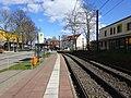 Rostock Thierfelderstraße tram stop 2020-03-22 01.jpg