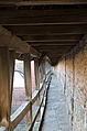 Rothenburg ob der Tauber, Stadtmauer, Wehrgang, Sterngasse, 006.jpg