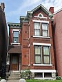 Rowhouse with brick patterns (4763106224).jpg