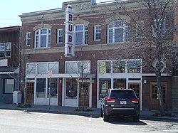 Ruby Theater, Main St. Three Forks, Montana 02.JPG